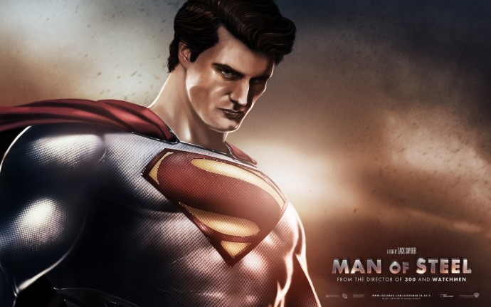 Man of Steel 2013 Wallpaper HD 1080p