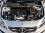 Mercedes-Benz CLA-class 2014 Engine