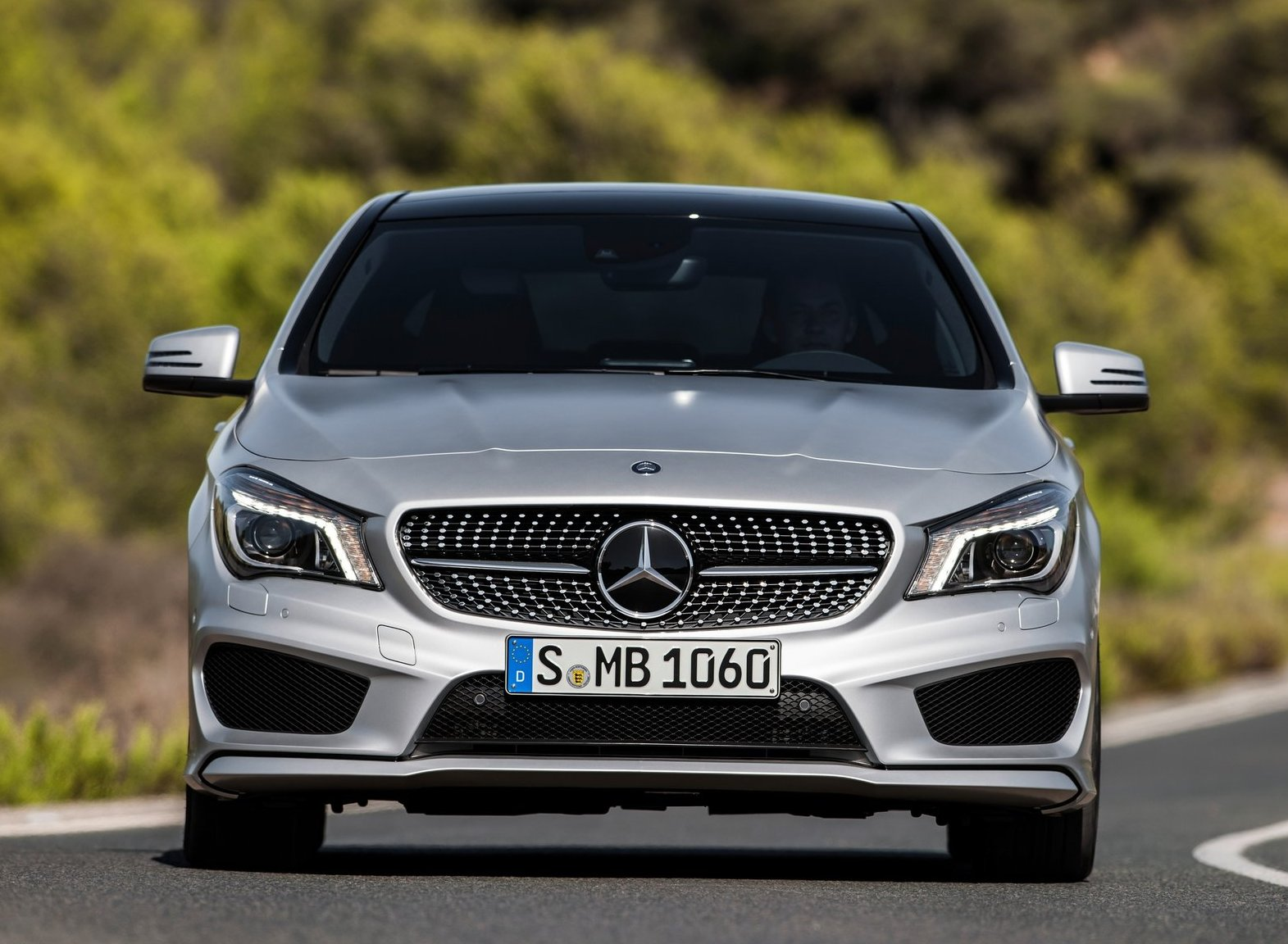 Mercedes benz cla class 2014 wallpaper hd for 2014 mercedes benz cla class