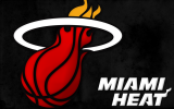 Miami Heat Logo Wallpaper