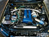 Nissan Skyline Gtr Engine wallpapers