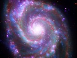 Spiral Galaxy Wallpaper HD
