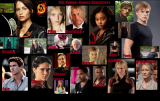 The Hunger Games Characters Wallpaper HD