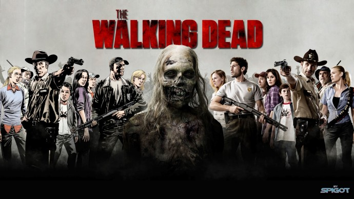 The Walking Dead Wallpaper HD 1600x900