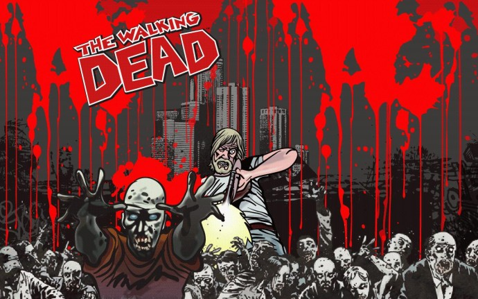 The Walking Dead Wallpaper HD For Iphone