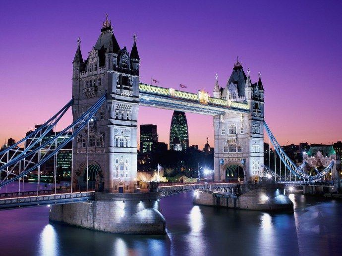 Tower Bridge London Wallpaper HD