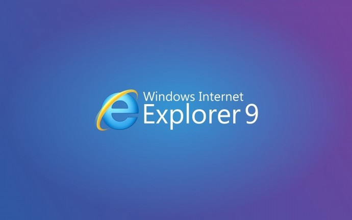 Windows Internet Explorer 9 Wallpaper HD