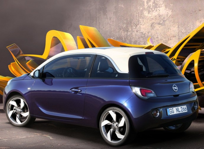 Opel Adam HD Picture