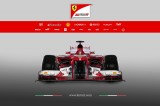 2013 Ferrari F138 Formula 1 Wallpaper HD