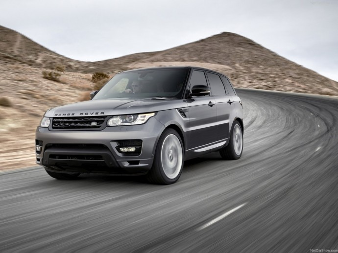2014 Range Rover Sport Picture