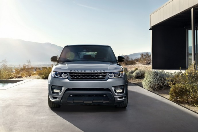 2014 Range Rover Sport Wallpaper HD