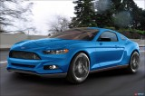 2015 Mustang S550 HD Wallpaper