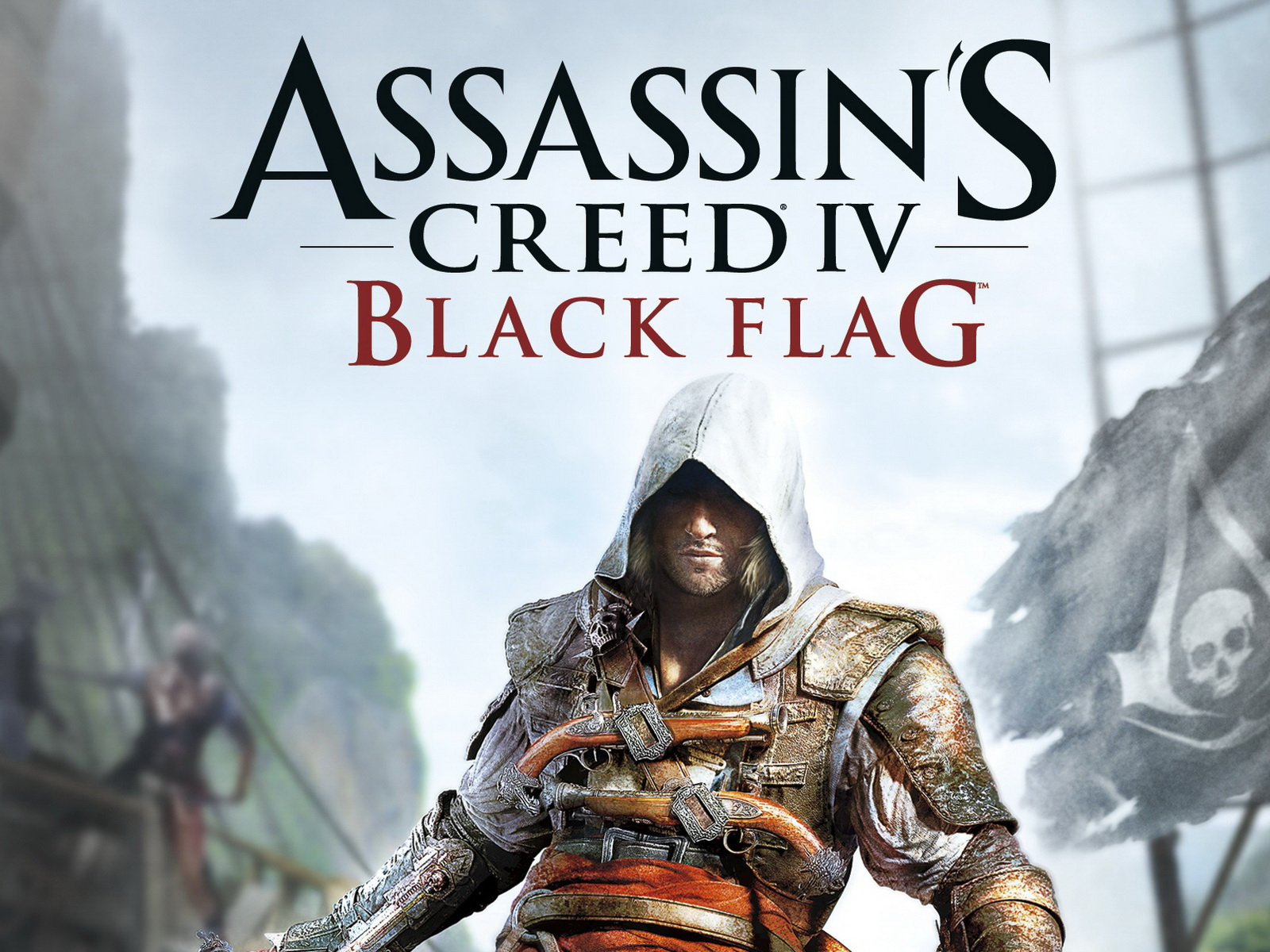 Assassin S Creed Iv Black Flag Wallpaper 1600x1200 Imagebank Biz