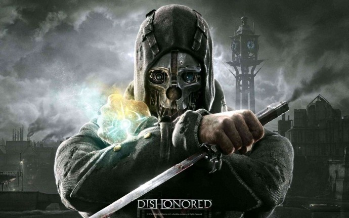 Dishonored The Knife of Dunwall Wallpaper Wide