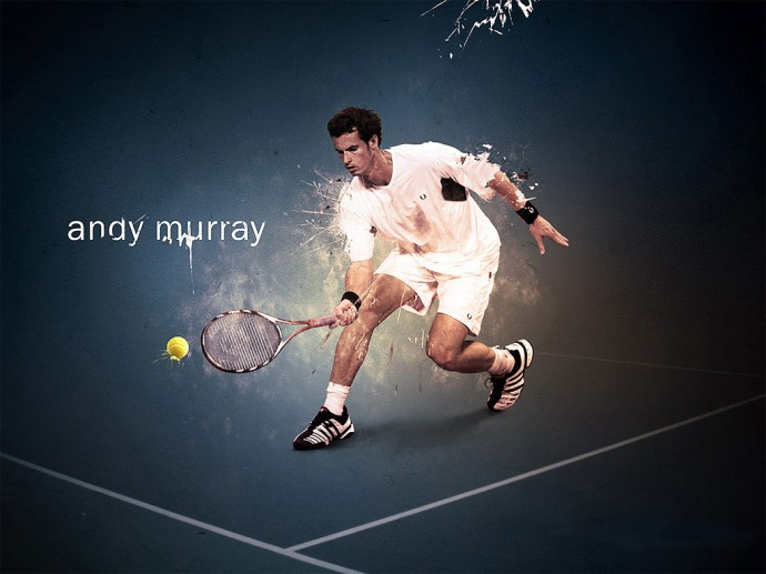 Download Andy Murray Wallpaper 1024x768