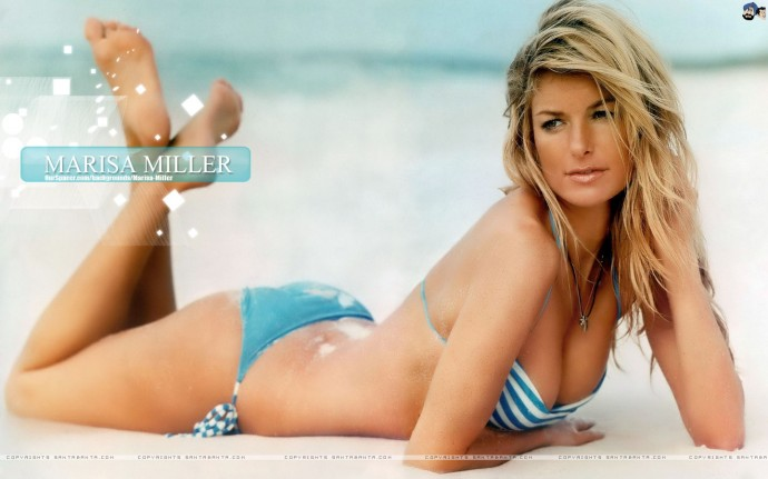 Download Marisa Miller Wallpaper HD
