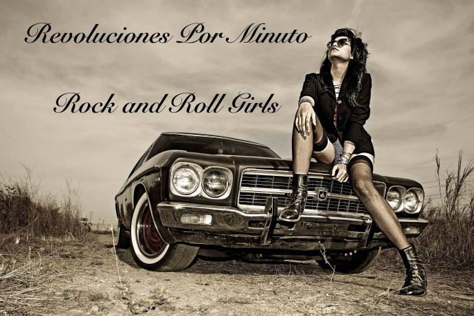 Girl Rock N Roll HD Wallpaper