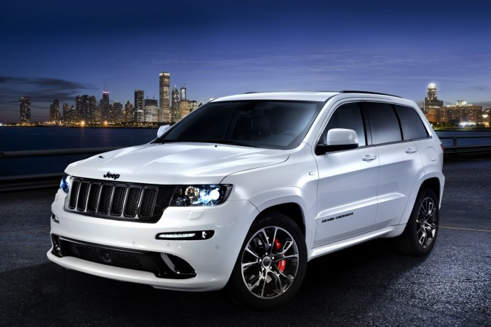 Grand Cherokee Jeep 2013 Wallpaper