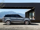 James Bond Range Rover Sport 2014 Wallpapers HD