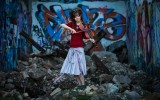 Lindsey Stirling 2013 HD Wallpaper 2560x1600
