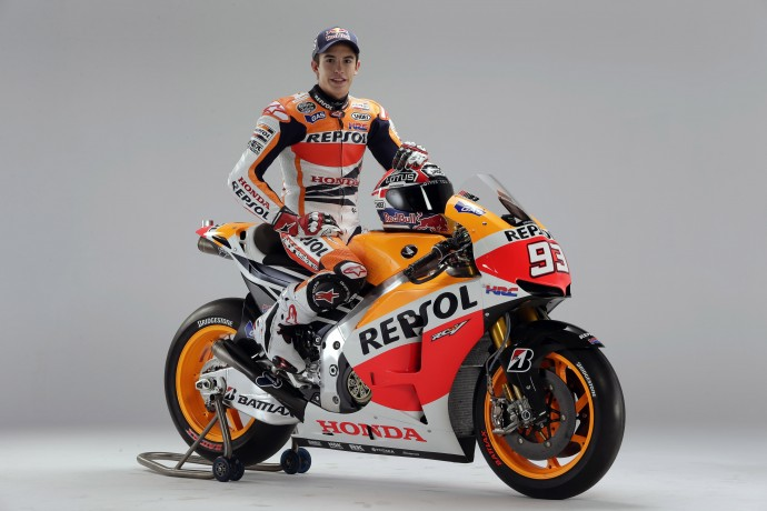 Marc Marquez 2013 Wallpapers