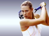 Maria Sharapova Tennis Racket Wallpapers