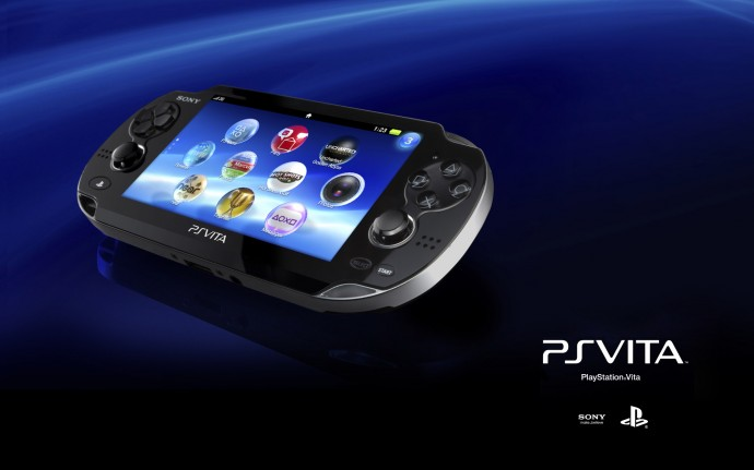 Sony PS Vita Wallpaper HD
