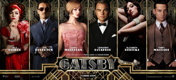 The Great Gatsby 2013 HD Wallpaper