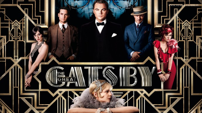 The Great Gatsby 2013 Movie Wallpaper HD 1080p