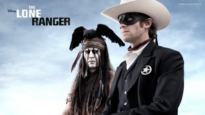 The Lone Ranger Movie Wallpaper HD 1080p