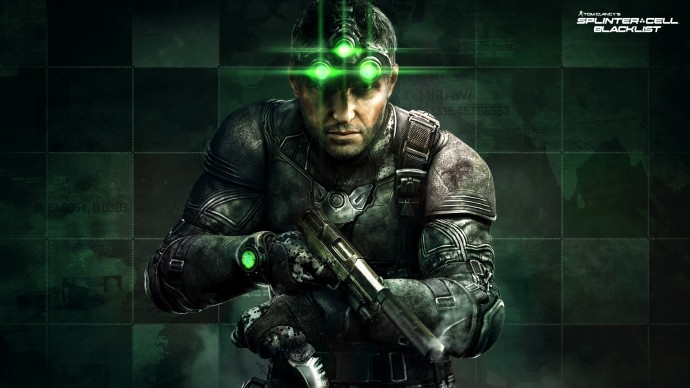 Tom Clancy's Splinter Cell Blacklist HD Wallpaper 1920x1200