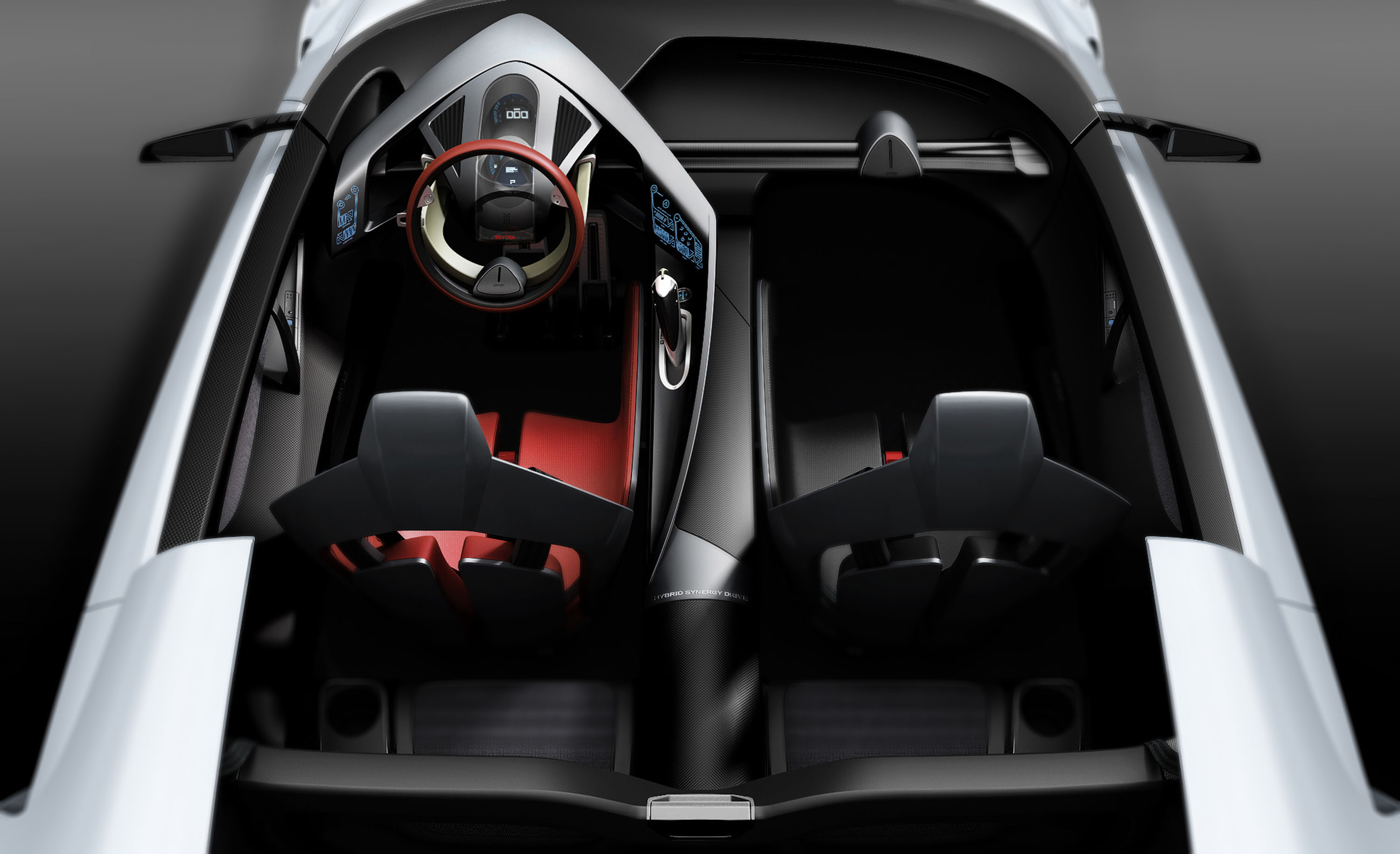 File Name : Toyota Supra 2015 Interior