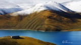 Yamdrok Lake Tibet Wallpaper HD 1920x1080