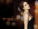 Actress Angelina Jolie Beauty Wallpaper