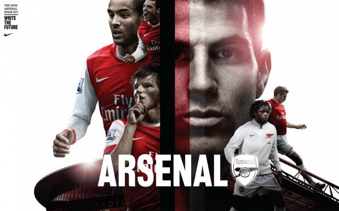 Arsenal Wallpaper HD 2013
