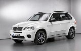 BMW X5 White Wallpaper