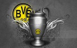 BVB Logo HD Wallpaper Widescreen