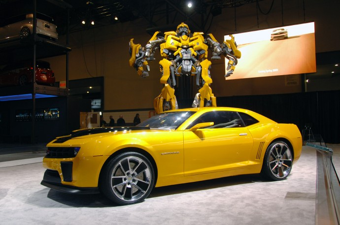 Bumblebee on Transformers HD Wallpapers