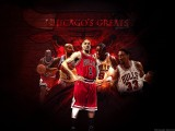 Chicago Bulls Greats Wallpaper Desktop