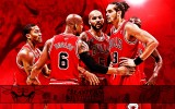 Chicago Bulls wallpaper HD 1920x1200