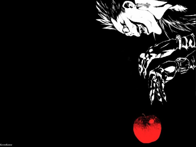 Death Note HD Wallpaper Widescreen