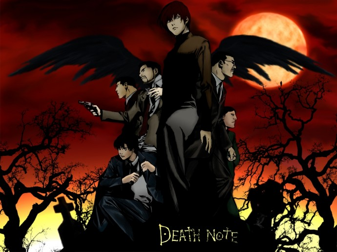 Death Note Wallpaper 1280x960