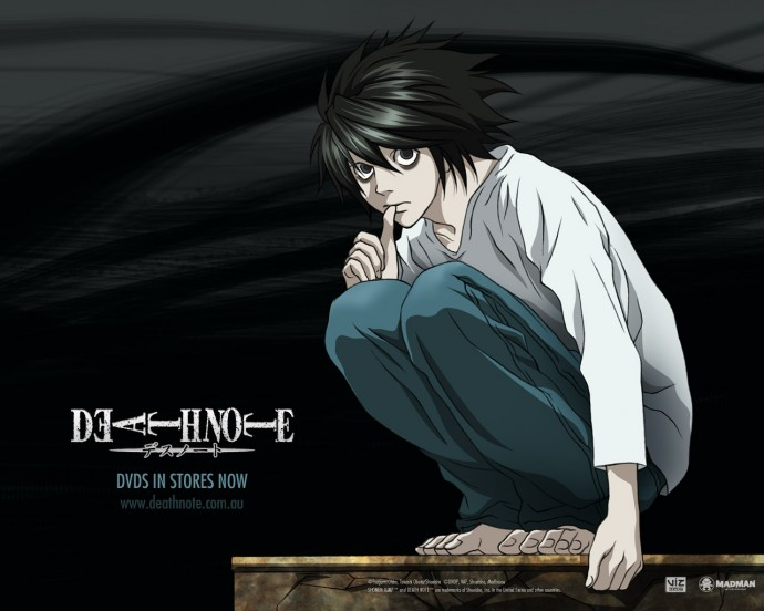 Death Note Wallpaper For Blackberry