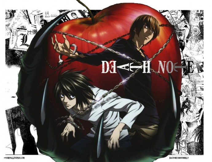 Death Note Wallpapers and Pictures