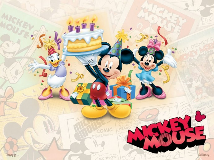 Download Mickey Mouse Wallpaper