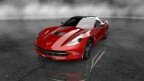 Exclusive 2014 Chevrolet Corvette Stingray Wallpaper