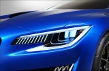 Exclusive Subaru WRX Concept Headlight Wallpaper
