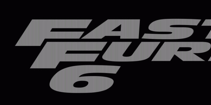 Fast And Furious 6 2013 Logo Wallpaper