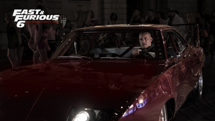 Fast And Furious 6 Wallpaper HD 1080p