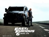 Fast and Furious 6 Full HD Wallpaper